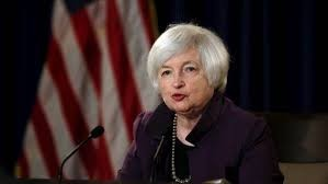 EEUU:Yellen hizo subir a Wall Street