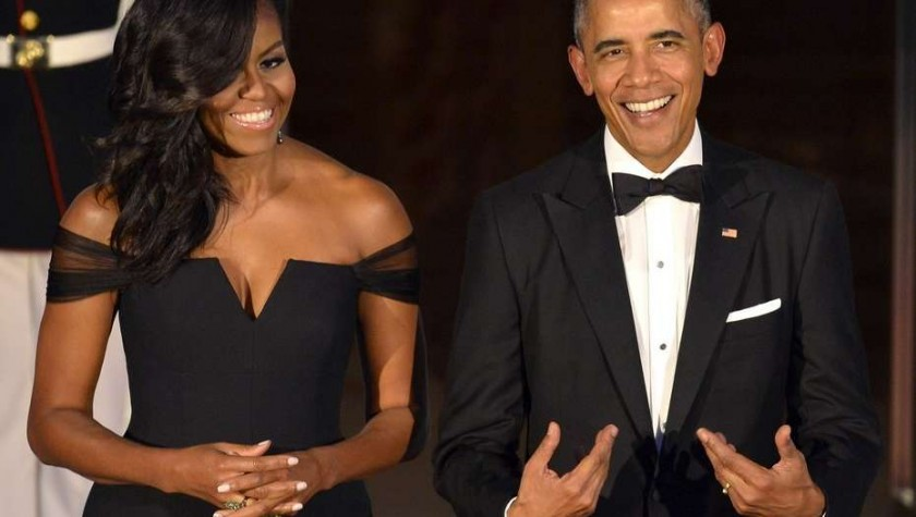 Los Obama firmaron un contrato millonario para publicar sus memorias