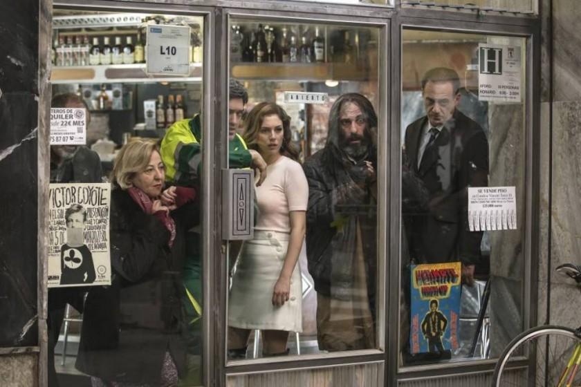 Alejandro Awada actúa en la última película de Álex de la Iglesia