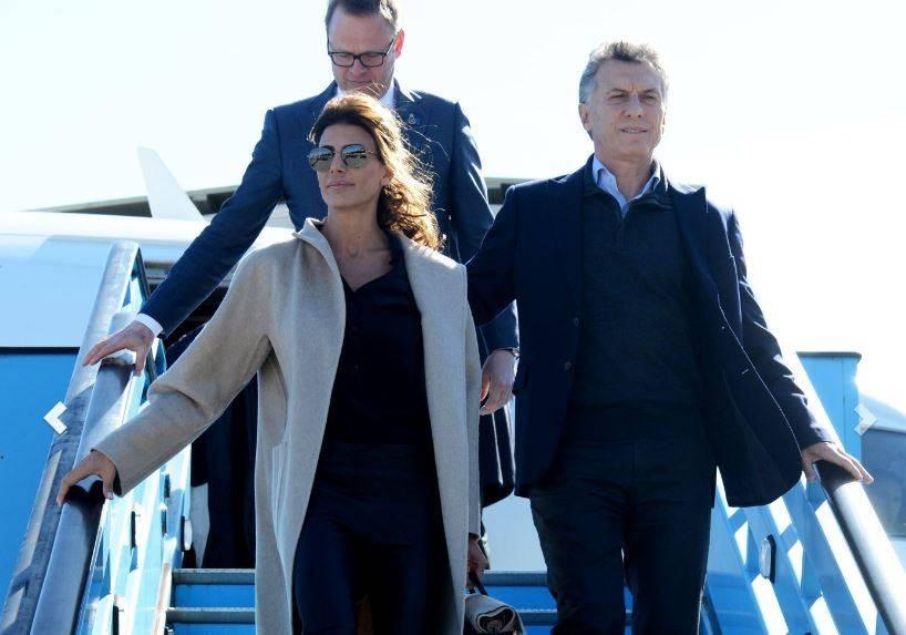 Macri llegó a Holanda y se reunirá con los reyes Guillermo y Máxima Zorreguieta