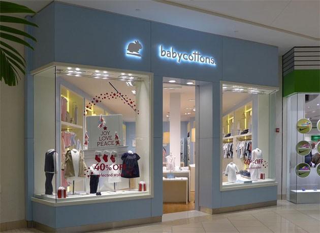3bb0d7a4b BabyCottons ropa para bebe llega Argentina