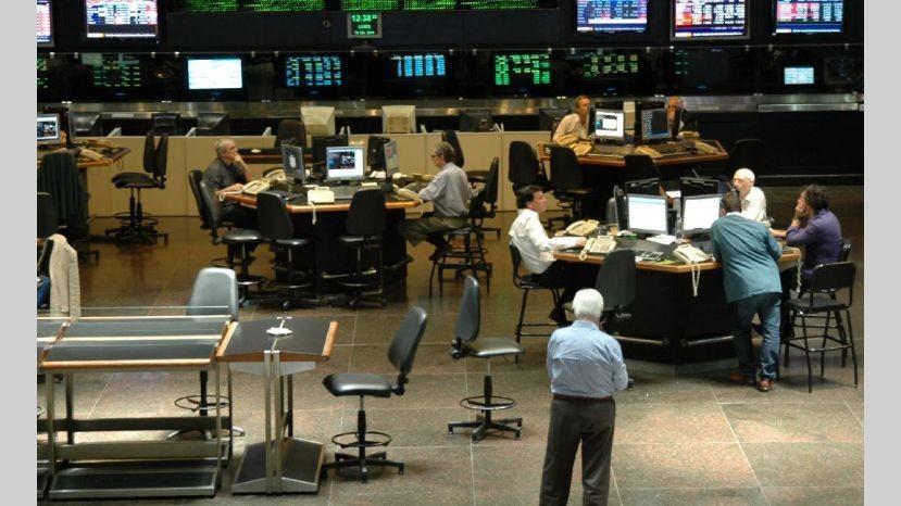 El Merval cayo al cierre de las operaciones de la Bolsa de Comercio