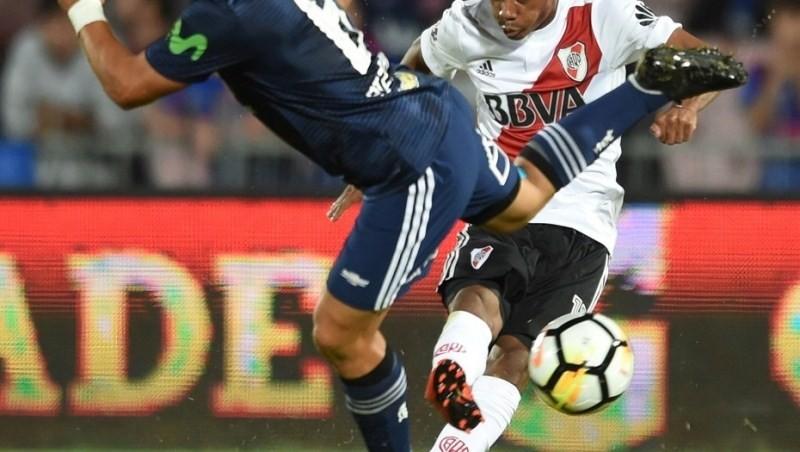River goleó a Universidad de Chile por la Copa Cono Sur