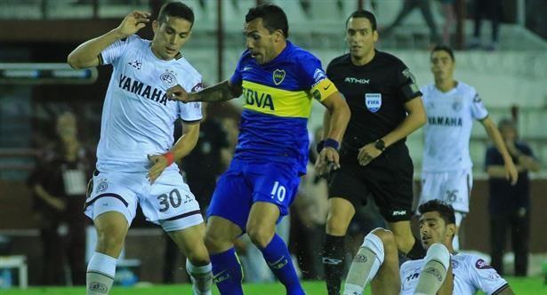 Boca enfrenta a Jorge Wilstermann en Bolivia