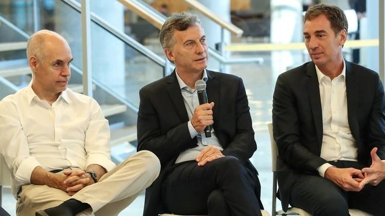 Macri pidió austeridad, cercanía a su equipo
