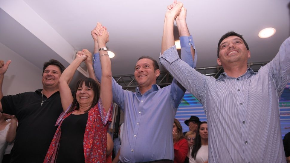 Omar Gutiérrez fue reelecto