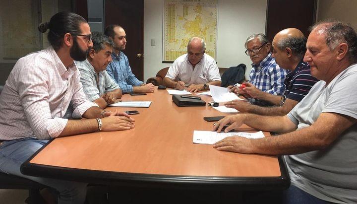 Acuerdo Municipal del 38% más un bono de 5.000 pesos