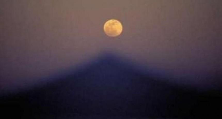 Llega la tercera de las lunas del perigeo de 2019