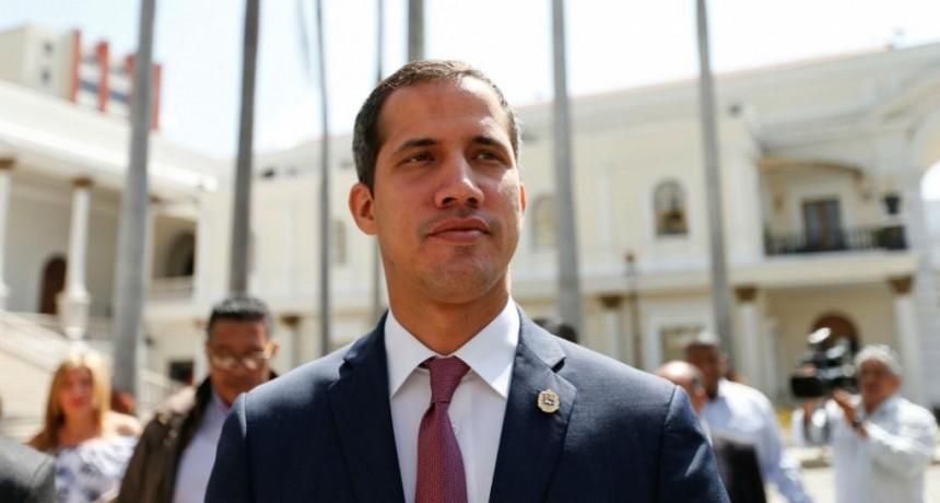 Guaidó denunció que secuestraron a su jefe de despacho