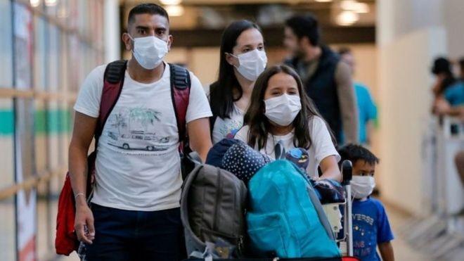 América Latina hace frente al virus covid-19