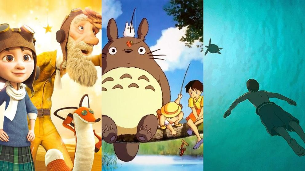 Qué películas hay disfrutar con tus hijos durante la cuarentena