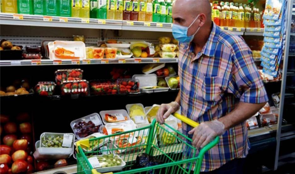 La  inflación de febrero fue del 3,3 según una consultora