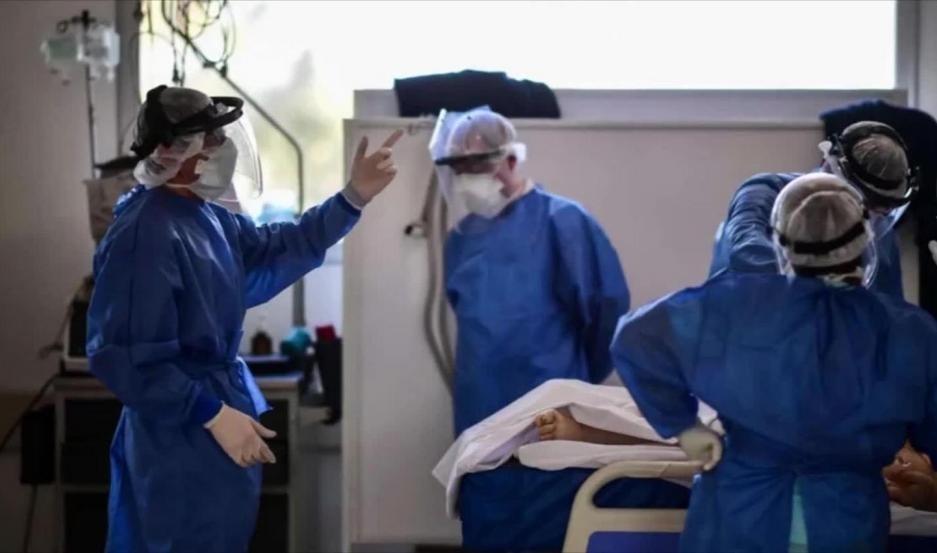 Argentina: confirmaron 116 muertes y 6.653 nuevos contagios de COVID-19