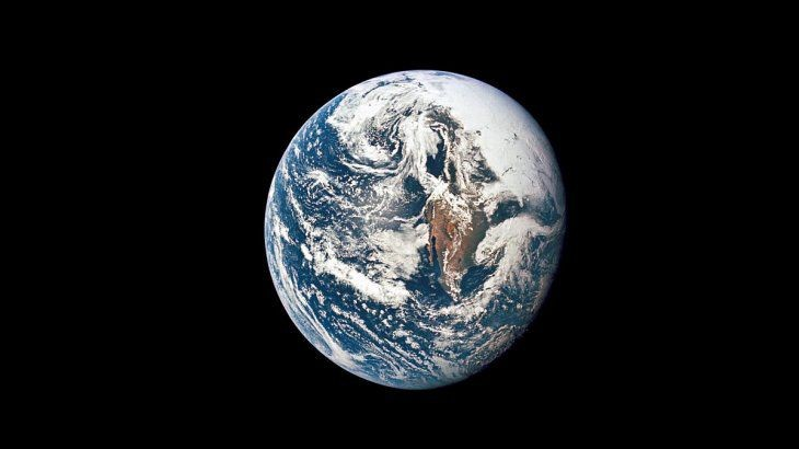 Una una capa oculta en el centro de la Tierra puede cambiar la historia