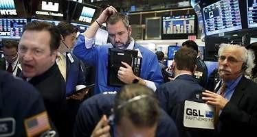 Wall Street cierra en super rojo
