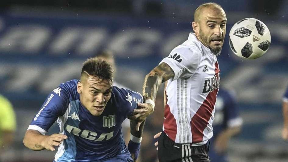 River y Racing definirá al vencedor de la Supercopa Argentina