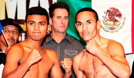 Román González vs Juan Francisco Estrada