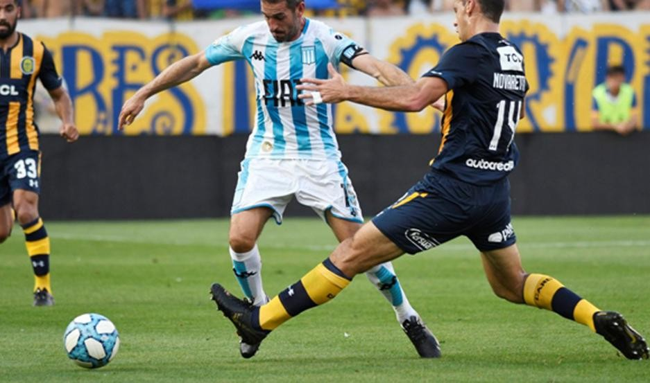 Racing se mide con Rosario Central EN VIVO