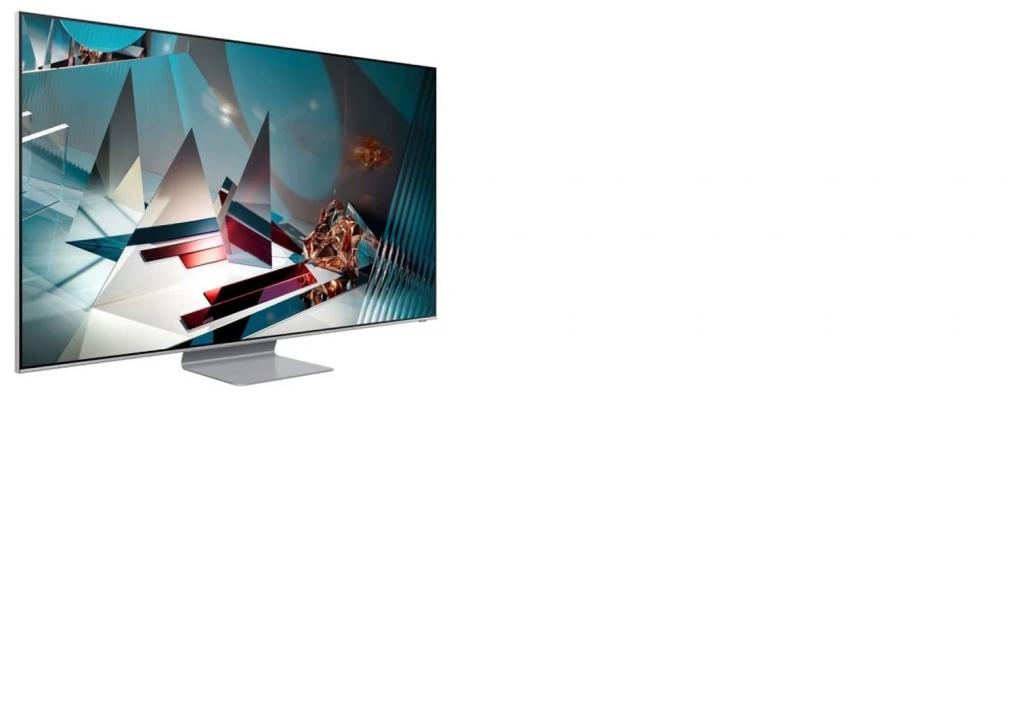 Saliò a la venta el primer televisor 8K producido en el país