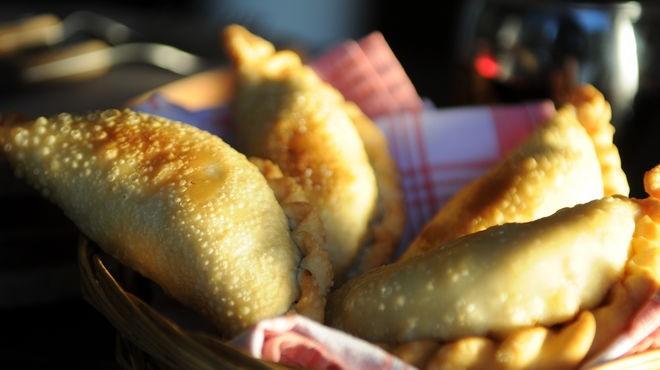 Empanadas tradicionales de vigilia