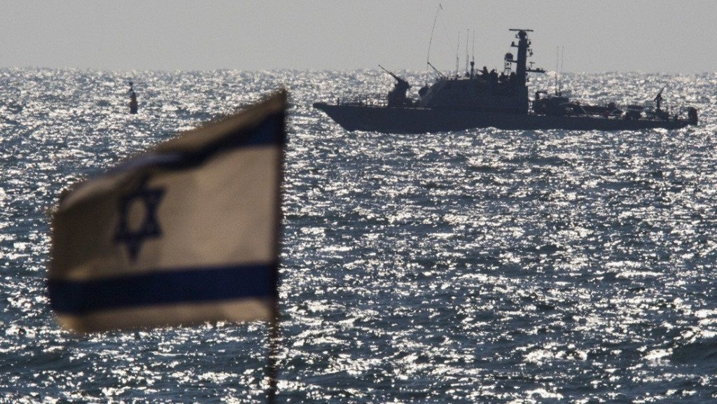Irán lanzó un misil contra un buque israelí en el mar Arábigo