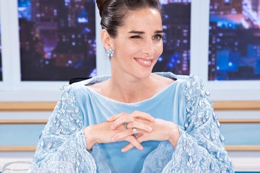 Juana Viale regreso con estudio renovado