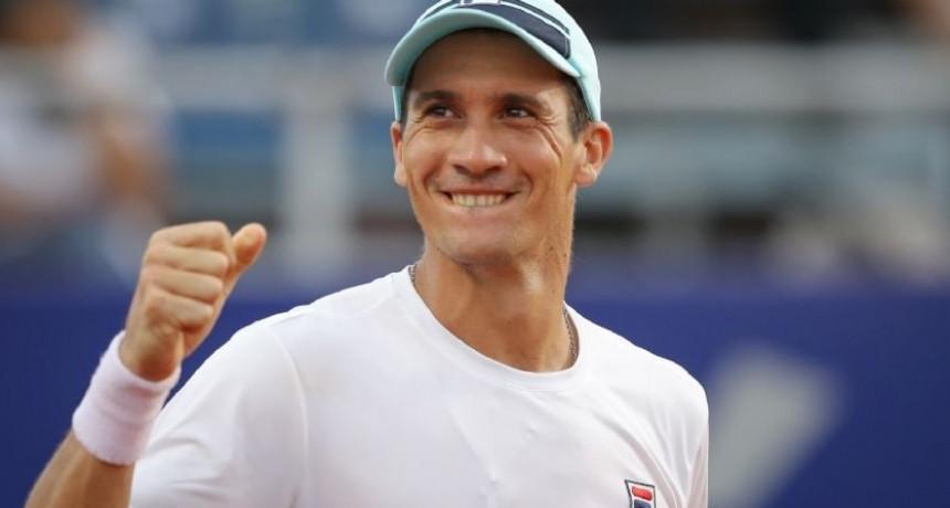 Facundo Bagnis juega hoy la final del ATP de Santiago de Chile
