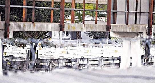 Liniers: El paro se sintió con fuerza