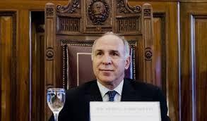 Lorenzetti encabeza el acto por el nuevo Código Civil y Comercial
