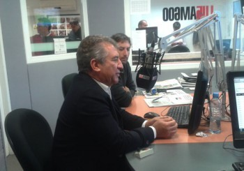 Urribarri: Soy el candidato del interior
