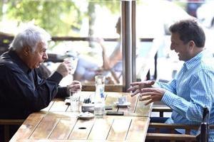 Sergio Massa y José Manuel de la Sota acuerdo para las primarias nacionales