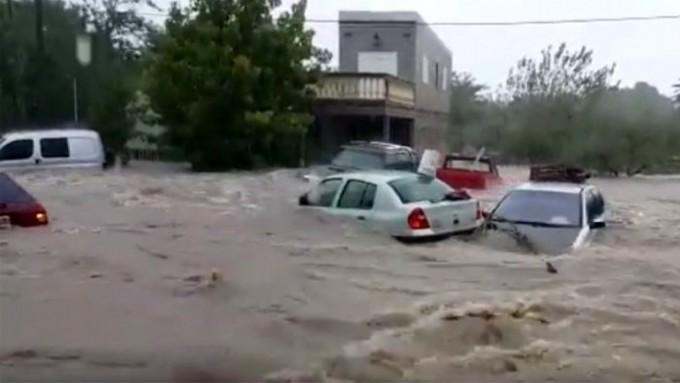 Entre Ríos: Hay cientos de evacuados por las inundaciones