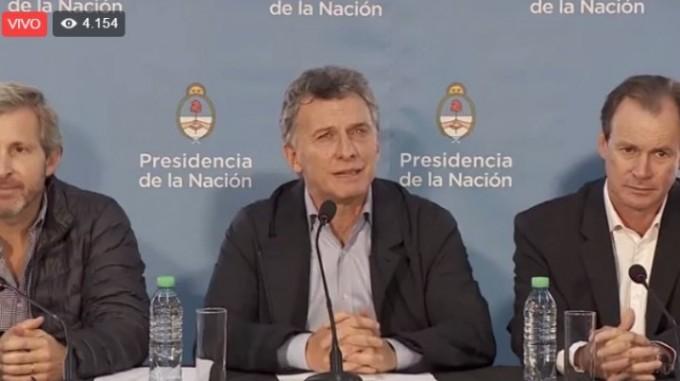 Macri: Tecnópolis viene a Paraná y Santa Fe