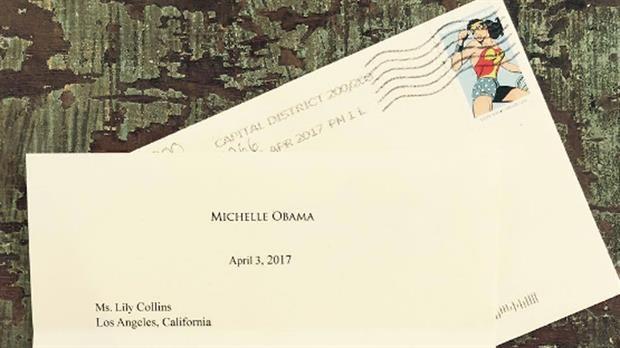 Michelle Obama causo furor  en las redes sociales