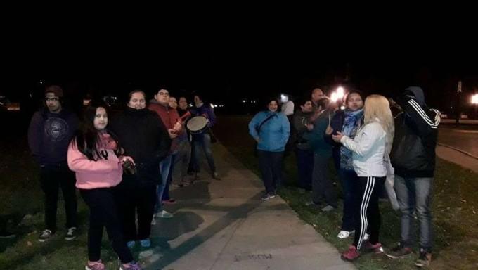 Cristina Kirchner sufre su primer escrache con graves incidentes en Santa Cruz