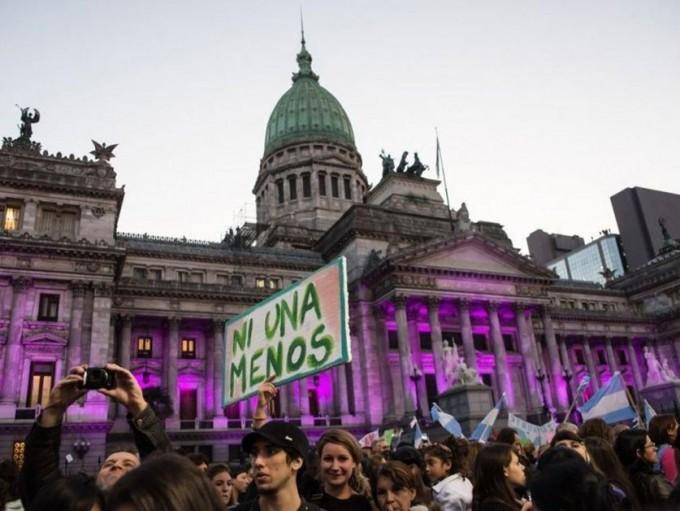 Aprobaron un proyecto que le saca la patria potestad a femicidas