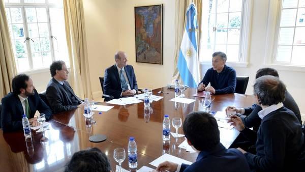 Macri arribó al país tras su visita a EEUU y retoma actividad local