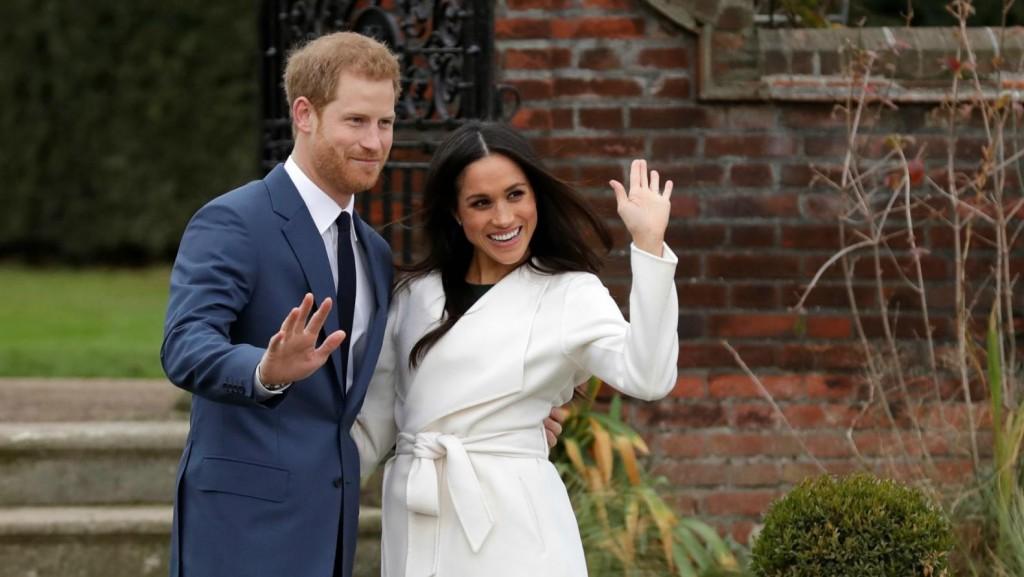 Enrique y Meghan quieren donativos de regalos de boda
