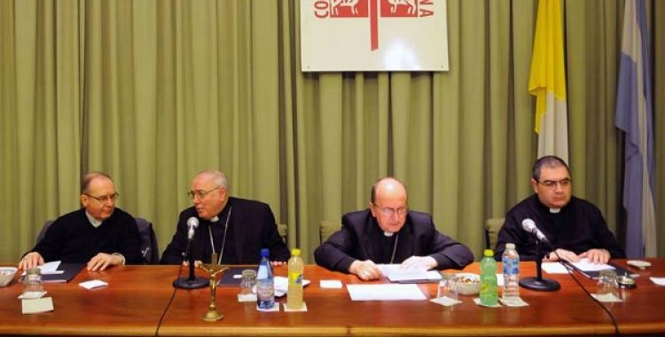 La Iglesia pidió a los diputados soluciones nuevas sin necesidad de matar