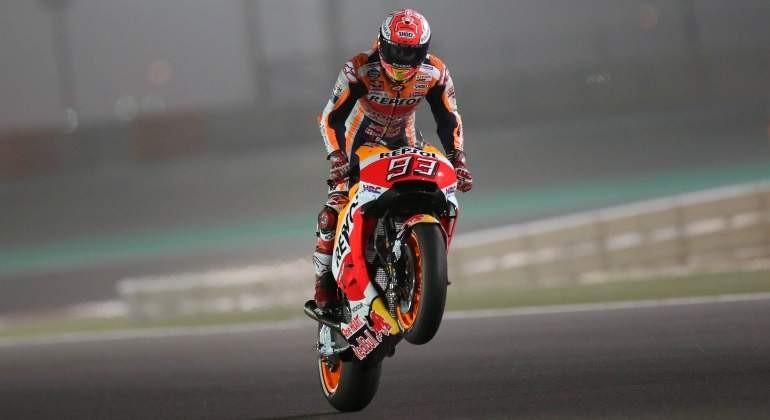 Marc Márquez vuelve a ganar en Austin y se acerca al liderato del Mundial de MotoGP
