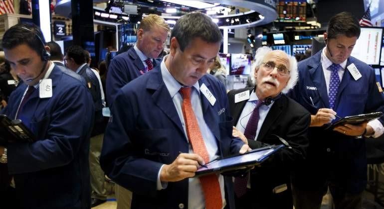 Wall Street abre con pérdidas y el Dow Jones baja un 0.59%
