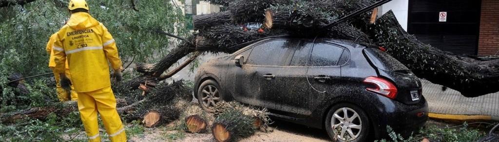 Nación envió ayuda a Provincia tras el temporal