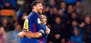 Barcelona empato 4-4 ante Villarreal