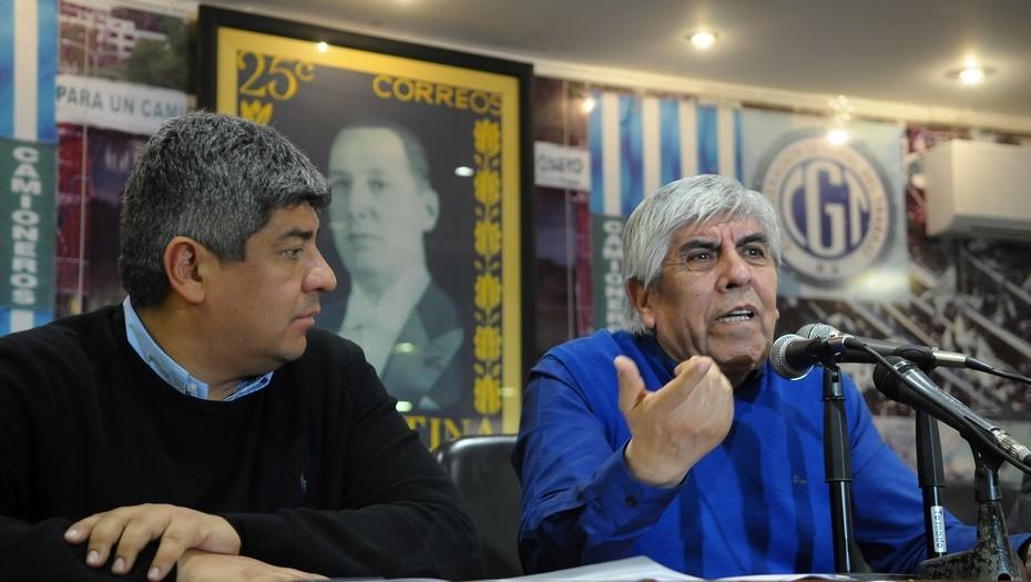 Los Moyano no van a apoyar una candidatura de Lavagna