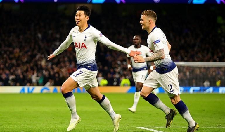 El Tottenham superó 1-0 al Manchester City