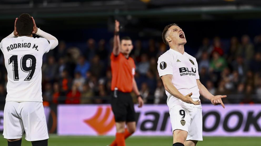 Villarreal iguala con el Valencia