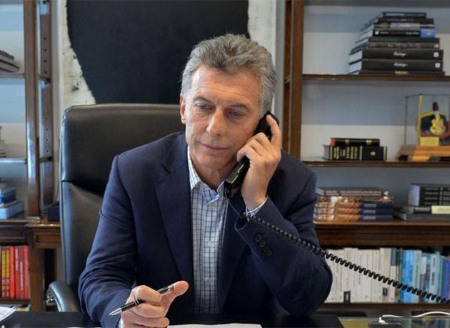 El presidente Macri se realizó estudios de rutina