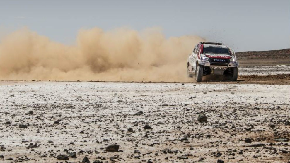 El Dakar 2020 se disputa en Arabia Saudí