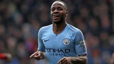 Manchester City le pone 4 a3 al Tottenham Hotspur