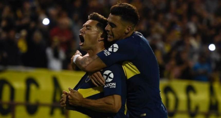 Boca Juniors se impuso 2-0 Estudiantes